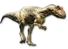 Allosaurus jenis dinosaurus pemakan daging