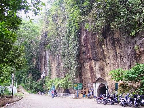 Goa Jepang - Tempat angker di Indonesia