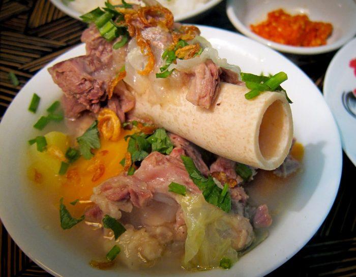 Resep masakan sop kambing