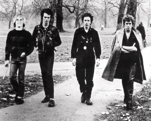Sex pistols - band punk rock terbaik