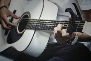 gitar akusitik - jenis gitar