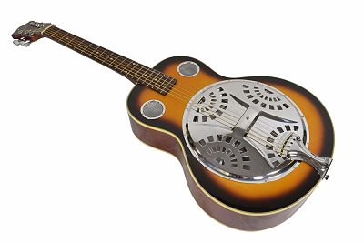 gitar resonator - variasi