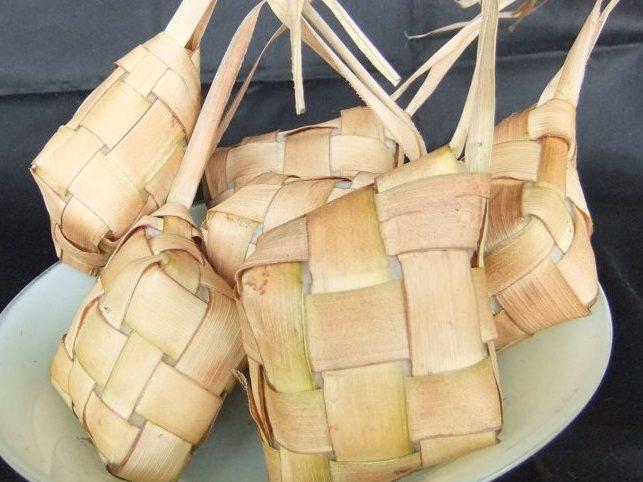 masak ketupat dengan metode 5 30 7