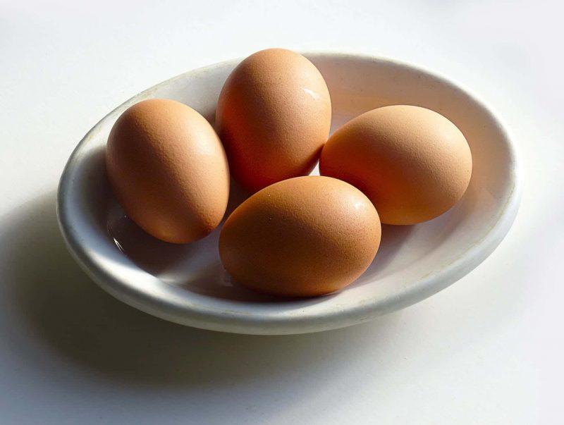 masker telur - perawatan kerontokan rambut