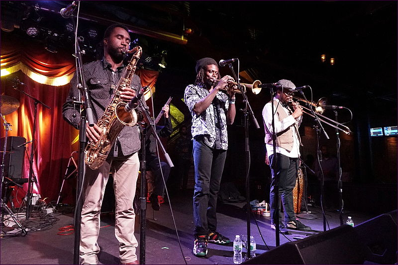 Band ska terbaik - The Skatalites