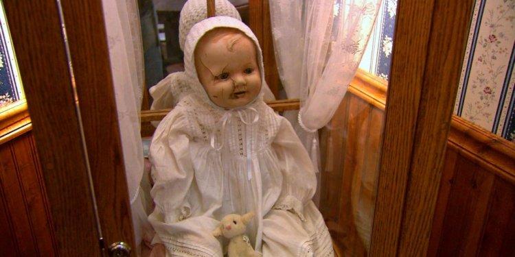 Boneka Mandy