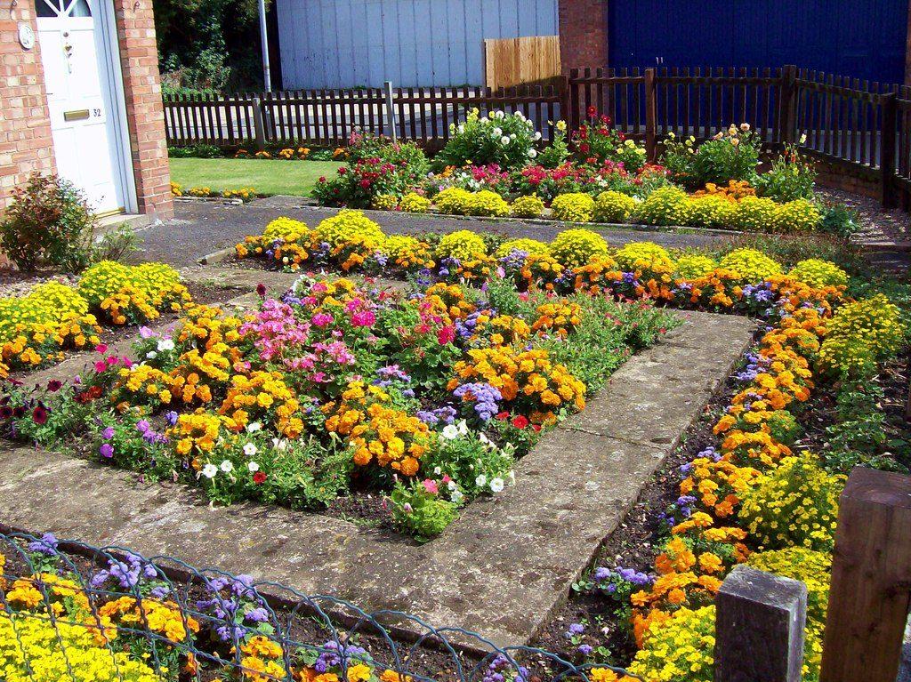 Cara Menata Taman Depan Rumah