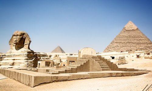 Peradaban Mesir Kuno - Piramida