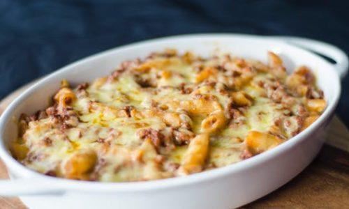 cara membuat mac and cheese