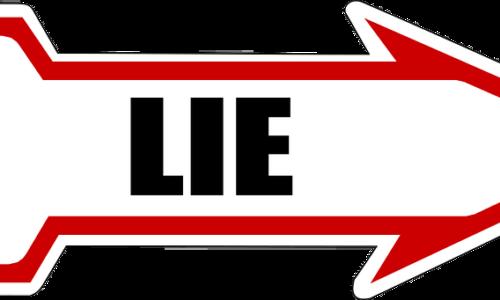 ciri-ciri pembohong