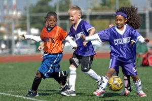 manfaat olahraga bagi anak