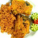 Resep Ayam Goreng Sarang Tawon Gurih dan Renyah
