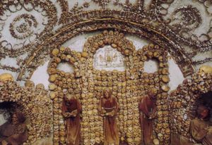 Capuchin Crypt kuburan paling angker