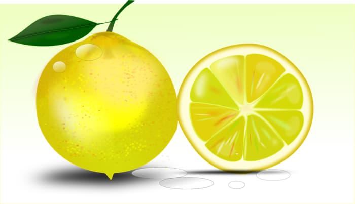Cara Membersihkan Wajah Secara Alami dengan lemon