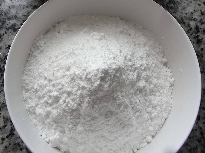 Cara Membersihkan Wajah Secara Alami dengan tepung beras
