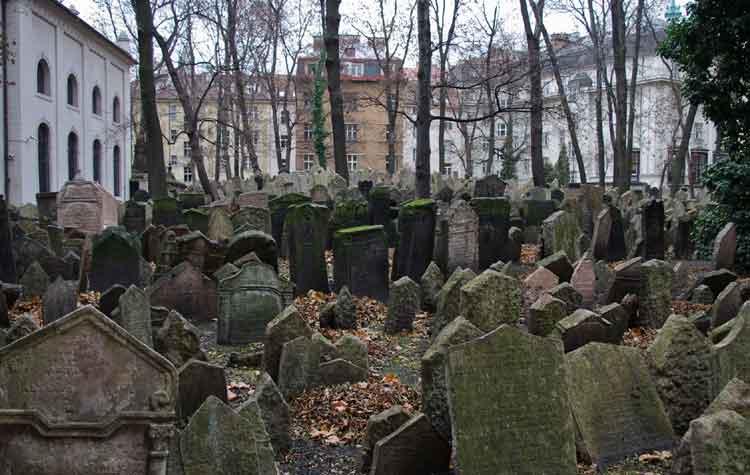pemakaman yahudi kuno kuburan paling angker