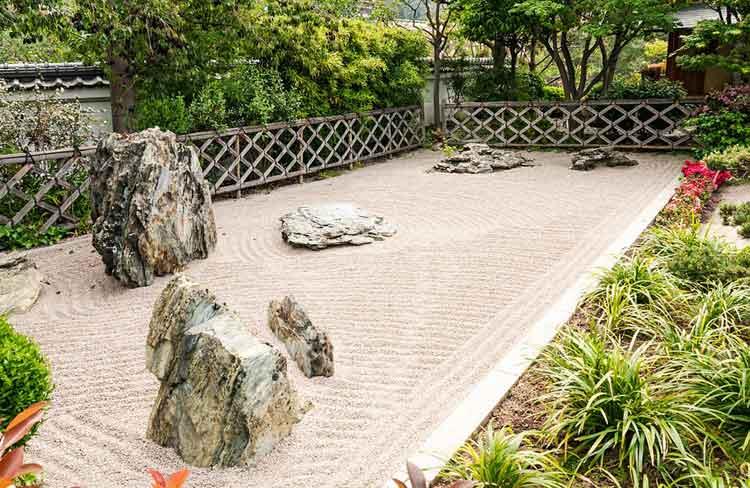 Ingin Membuat Taman Bergaya Jepang Yang Minimalis Kenali