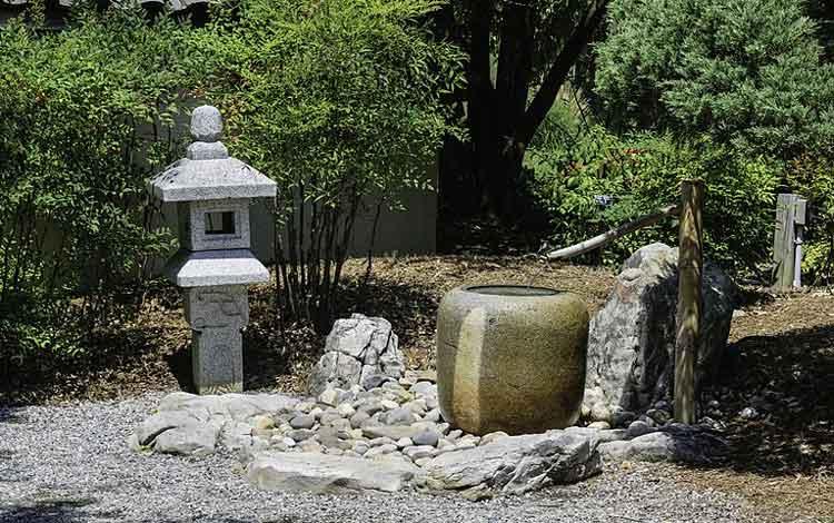 Taman Bergaya Jepang 3