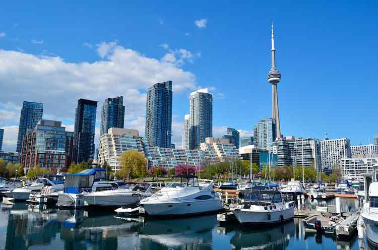 Toronto kanada kota terbersih di dunia
