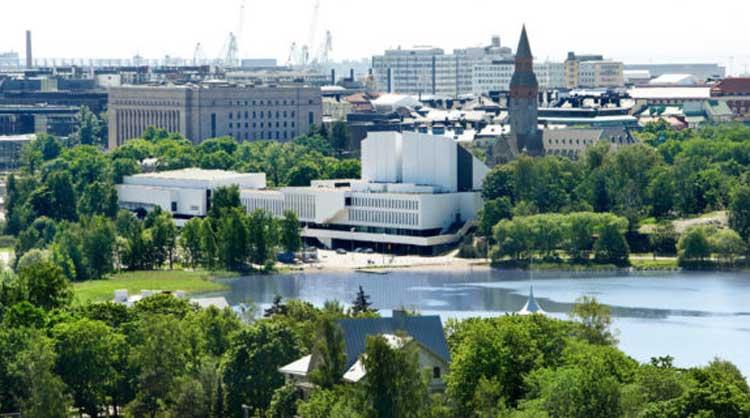 Helsinki Finlandia- kota terbersih di dunia