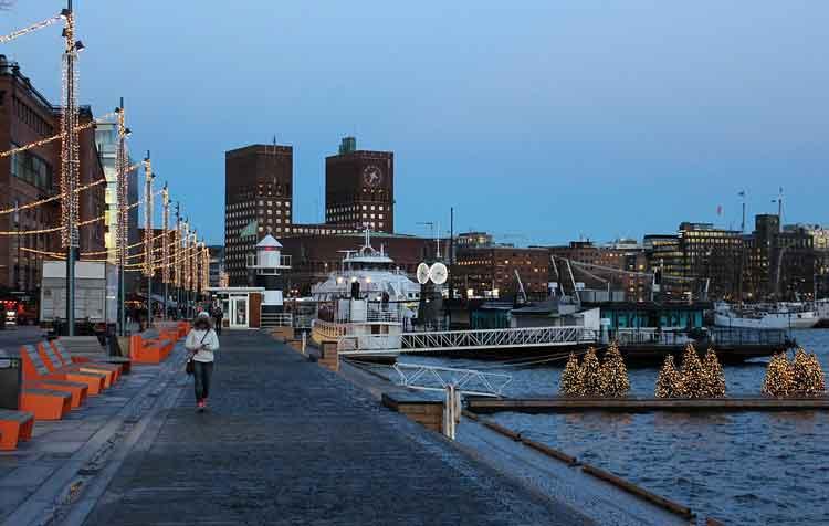 oslo norwegia kota paling bersih di dunia