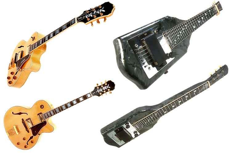cara memilih gitar elektrik