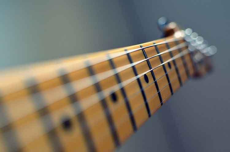 neck gitar elektrik