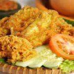 Resep Ayam Goreng Selimut Kacang Simpel dan Enak