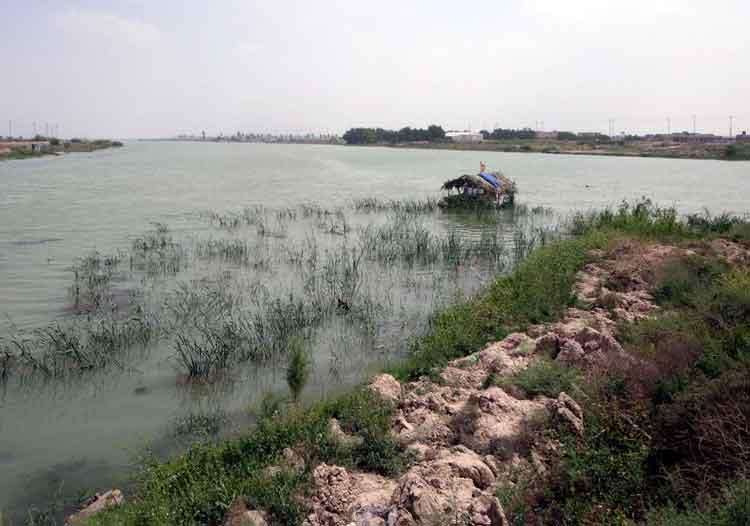 sungai Shatt al-Arab