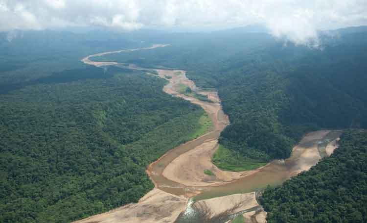 sungai madeira