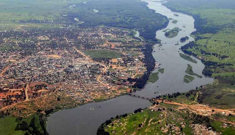 sungai terpanjang di dunia - nil