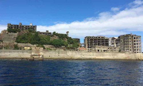 Hashima tempat mengerikan di dunia