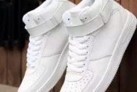Cara Mencuci Sepatu Putih