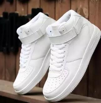 Cara Mencuci Sepatu Putih Paling Efektif