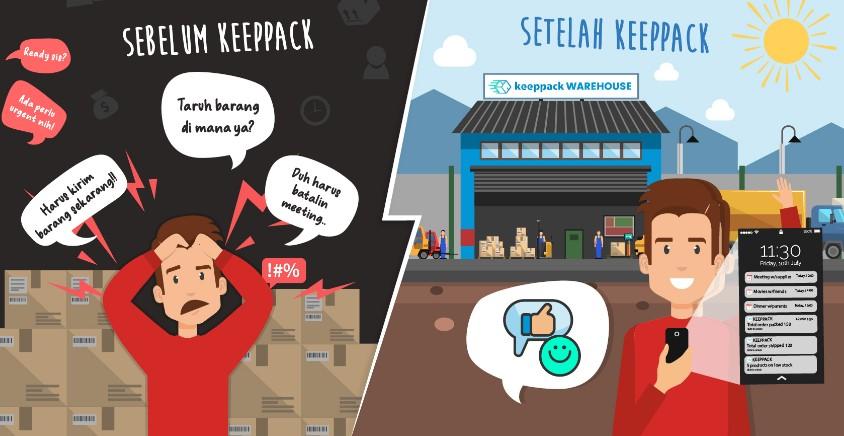 Packing Aman Shipping Aman Efisiensi Bisnis Aman