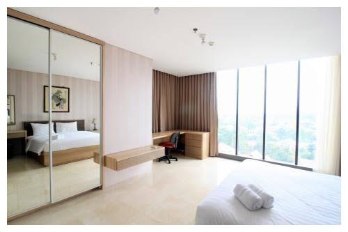 Sewa Apartemen Mudah, Murah dan Nyaman di Travelio